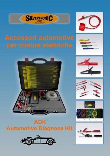 Accessori automotive per misure elettriche - Technolasa