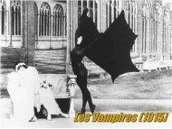 I Vampiri - Dipartimento di Comunicazione e Ricerca Sociale