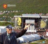Troms fylkeskommunes årsrapport 2005