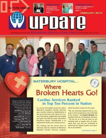 Feb 2010 - Waterbury Hospital