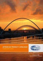 JOTRON UK PRODUCT CATALOGUE - Neotek