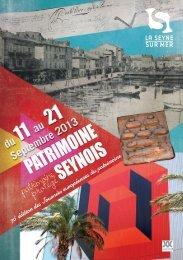 Journées européennes du patrimoine - La Seyne-sur-Mer