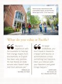 Take 5 - Five things every parent cares about - University of the Pacific - Page 6