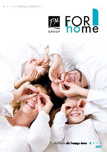 dla Ciebie dla Twojego domu 2010 katalog produktów nr 4