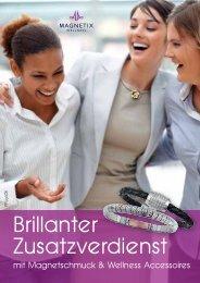 Brillanter Zusatzverdienst - Magnetix Wellness