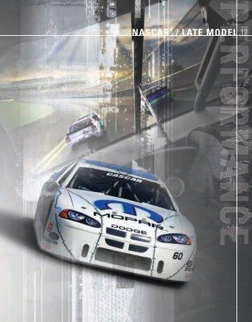 NASCAR® / LATE MODEL - Mopar
