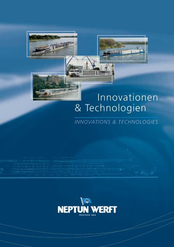 FOR PREMICON Innovative River Cruise Ships - Meyer Werft