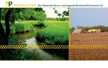 Nationaal Park Die 'Nationale Strom- und ... - Nationale Parken