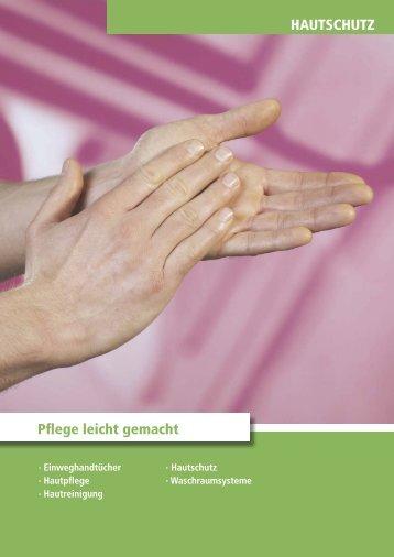 Arbeitsschutzkatalog Ausgabe 13 Kapitel Hautschutz (PDF, ca. 7,5 ...