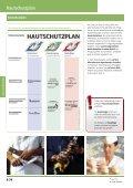 Arbeitsschutzkatalog Ausgabe 13 Kapitel Hautschutz (PDF, ca. 7,5 ... - Page 2