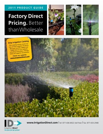 Drip Irrigation Kits - Irrigation Direct