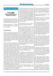 OVG Nordrhein-Westfalen v 7.September 2011 - 8 E 879 11E879-11 ...