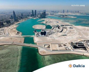Rapport d'activités 2009 - Dalkia