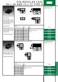 DIN-MODULAR CASES - Page 5