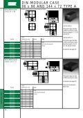 DIN-MODULAR CASES - Page 6