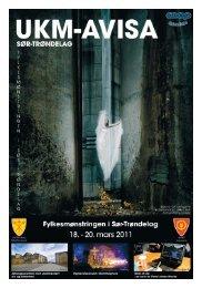 UKM avisa ST 2011.pdf - Sør-Trøndelag fylkeskommune