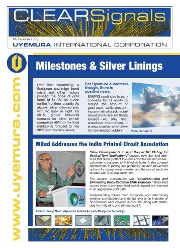 PCB Newsletter - acid copper plating, ENIG, ENEPIG - Uyemura ...