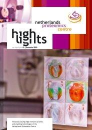 summary - Netherlands Proteomics Centre