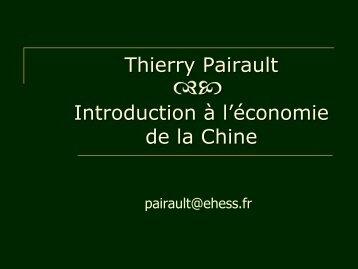Introduction au cours (2011)