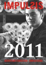 Jahresbericht 2011 - Impulsis