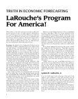 truth in economic forecasting truth in economic forecasting - LaRouche - Page 3