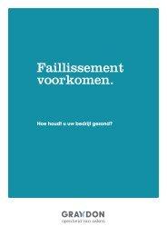 Lees de whitepaper - Graydon Nederland BV