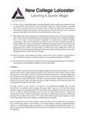 New-College-Leicester-Evidence - Page 2