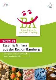 Region Bamberg - Nachhaltige Entwicklung Landkreis Bamberg
