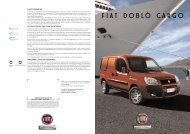 FIAT Doblò Cargo - Transporter + Service