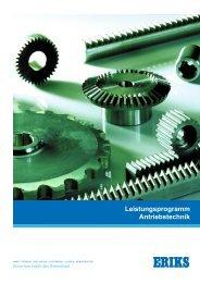 Broschüre-Antriebstechnik online - ERIKS