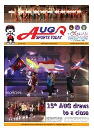 ISSUE 12 - Chiang Mai Mail