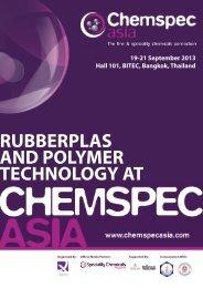chemspec india - Chemspec Events