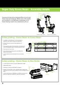 Bi-folding doors and Super Duty Eaves Beam G... - Barbour Product ... - Page 6