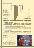 regulační stanice plynu - Severočeská armaturka - Page 4