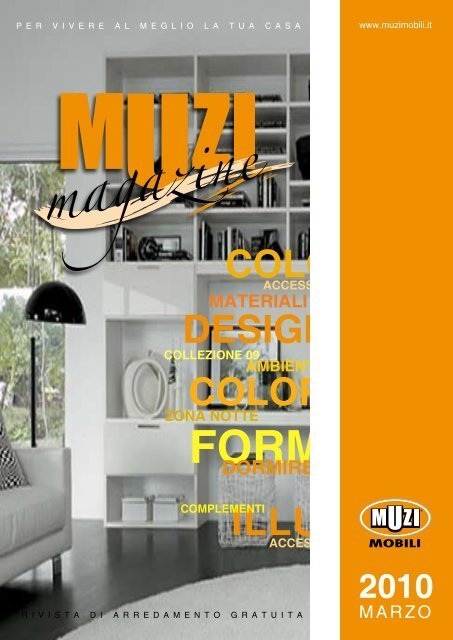 Mobili Muzi Valmontone.Design Muzi Mobili
