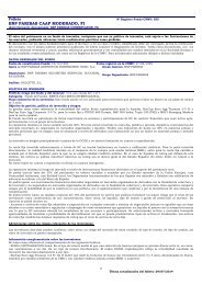 Folleto Informativo - BNP Paribas Wealth Management España