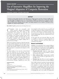 Use of Innovative Megafillers for Improving the Marginal ... - IJMD