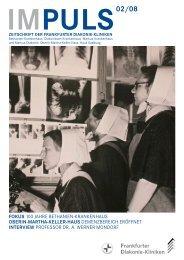 impuls - AGAPLESION Frankfurter Diakonie Kliniken