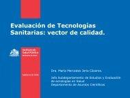 ppt institucional - Organismo Andino de Salud