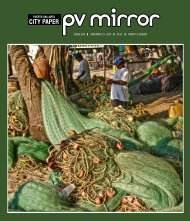 saturday 27, july friday 2, august 2013 issue 249 - pvmcitypaper