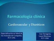 Farmacología clínica cardivascular y diuréticos