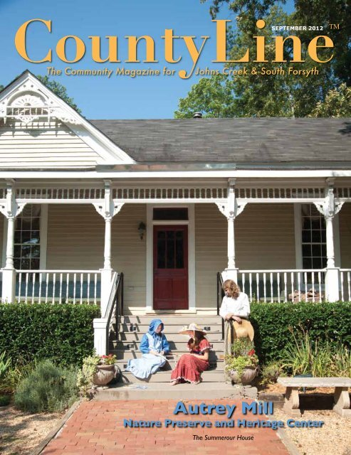 Autrey Mill - County Line Magazine