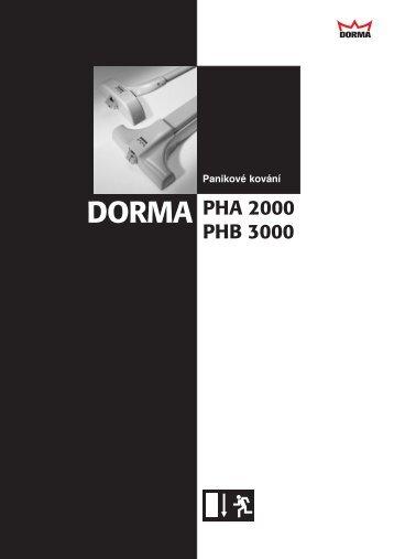 PHA 2000.pm6 - dortechnik.cz