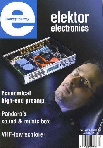 elektro/Elektor_Electronics/2004/Elektor 2004-04.pdf