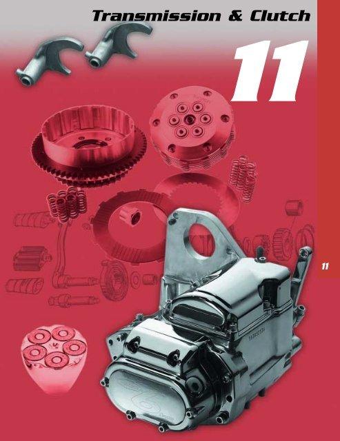 NOS 1956-1969 Sportster Clutch Gear Oil Seal 37531-56B