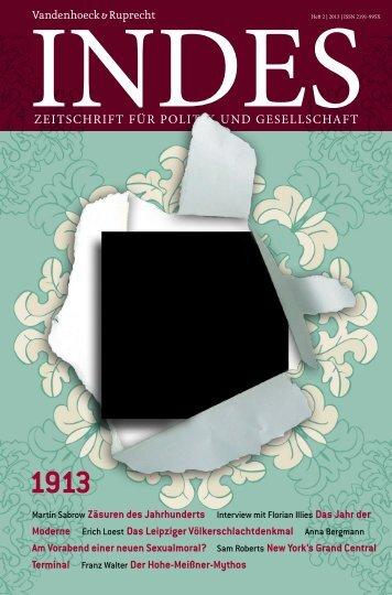 Leseprobe 1913 - Indes