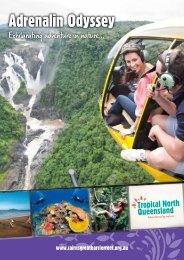 Adrenalin Odyssey - Queensland Holidays