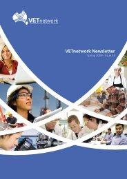 VETnetwork Newsletter - VETnetwork Australia