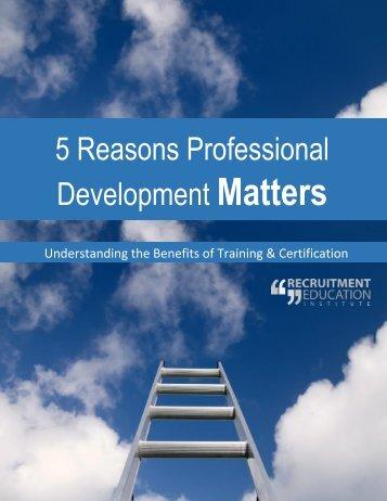 professional-development-rei-whitepaper