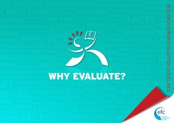 Research Evaluation Guidelines 1 - The European Foundation Centre